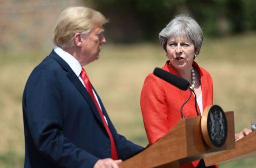 Großbritannien und USA streben Freihandelsabkommen an