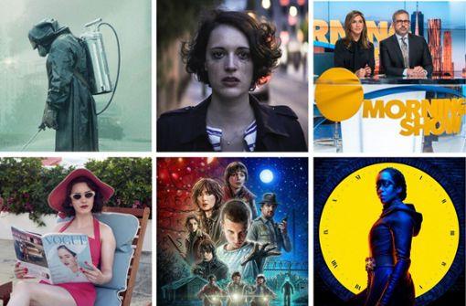 Die besten TV-Serien des Jahres 2019