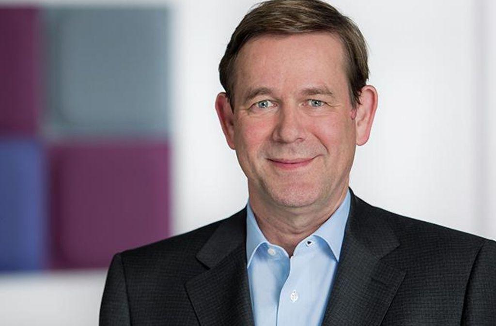 Seit 2013 hat Karsten Ottenberg Chefsessel des Hausgerätekonzerns BSH übernommen und die neue Digitalstrategie ausgerufen hat. Foto: BSH