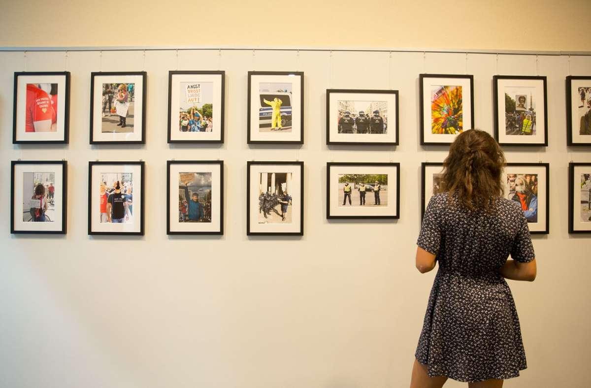 Mit einer Fotoausstellung geht ein kreatives Zentrum an den Start. Foto: Lichtgut/Leif Piechowski