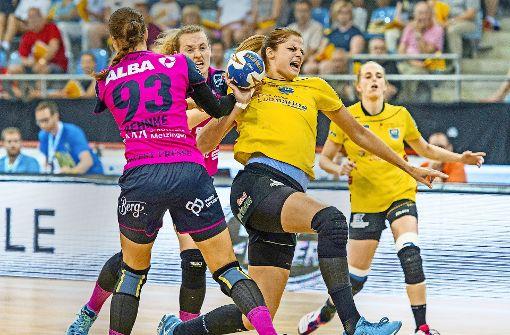 Eine Stadt im Handballfieber