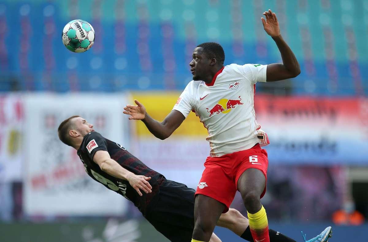 Der VfB Stuttgart hat bei RB Leipzig 0:2 verloren. Unsere Redaktion hat die Leistungen der VfB-Akteure wie folgt bewertet. Foto: Pressefoto Baumann/Cathrin Müller