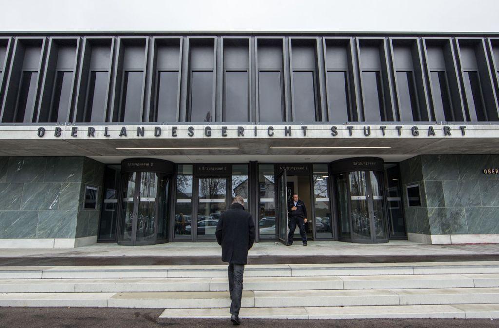 Am Oberlandesgericht Stuttgart wurde über die Widerrufsregeln in den Autokreditverträgen der Mercedes-Benz-Bank verhandelt. Foto: LICHTGUT