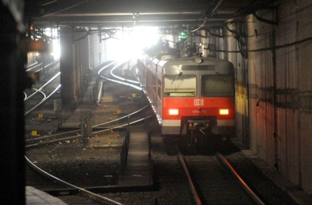 Mit dem Fahrplanwechsel m Dezember verändert sich  in Stuttgart viel. Foto: dpa