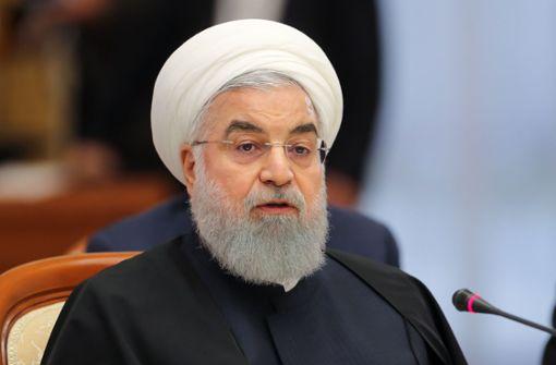 Iran steigt teilweise  aus und setzt Partnern Frist