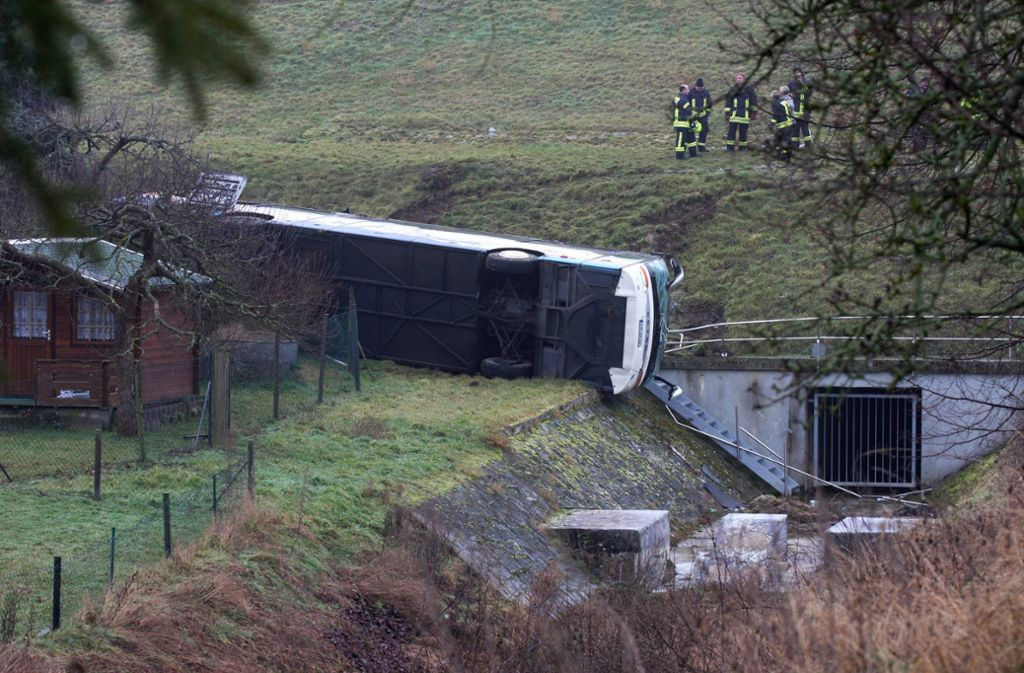 Bei dem Unglück kamen zwei Kinder ums Leben. Foto: dpa/WichmannTV