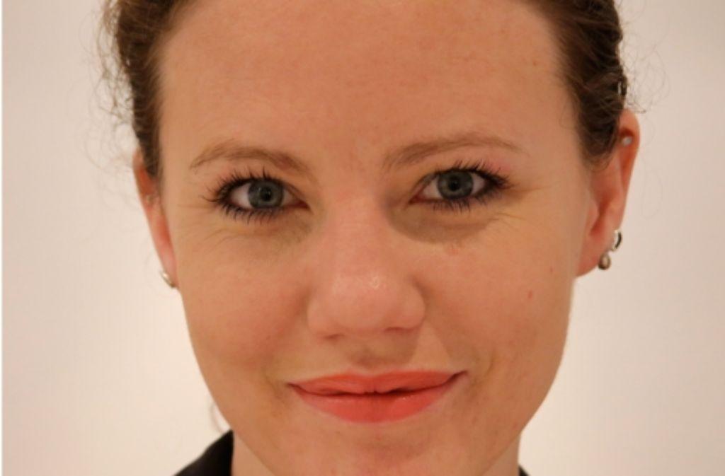 Die Journalistin Sarah Harrison sucht Schutz in Deutschland. Foto: Getty Images Europe