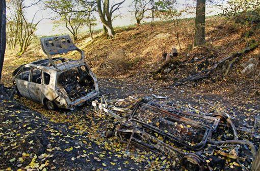 Urteil: Mann legte Brand im Wohnwagen vorsätzlich