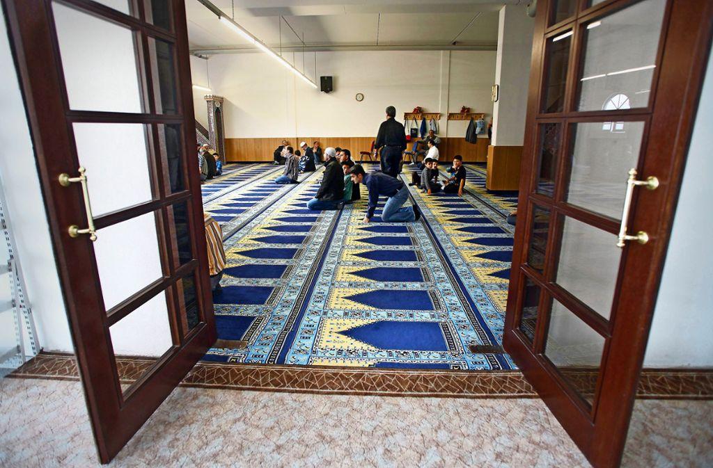 Nicht nur am Tag der offenen Moschee: Die Religionsgemeinschaften in Ludwigsburg   haben  sich geöffnet. Foto: /factum/Simon Granville