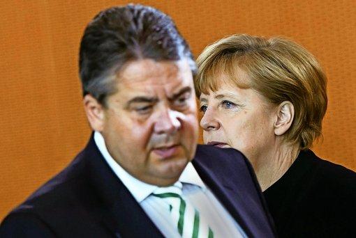 Die SPD teilt aus, die Union wittert Verrat