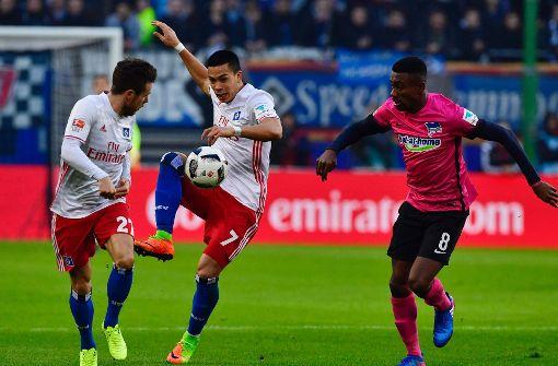 Eintracht Frankfurt beendet Niederlagenserie