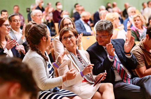 CDU schickt Landtags-Vizepräsidentin ins Rennen