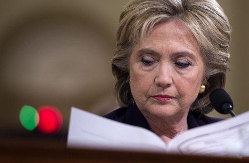 Neuer Sex-Skandal lässt auch Clinton zittern