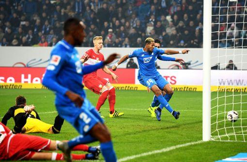 Der VfB setzt sich im Tabellenkeller fest