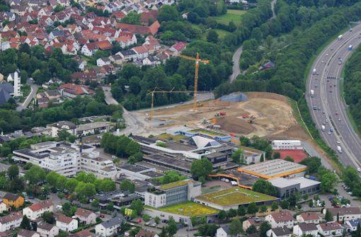 Autobahndeckel ist Projekt der Bauausstellung