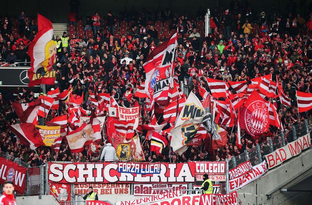 Fußball Zuschauerschnitt Europa