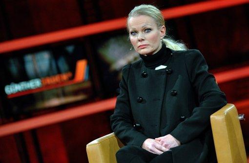 Kathrin Oertel ist Mitglied im Organisationsteam von Pegida und war am Sonntagabend zu Gast bei Talkmaster Günther  Jauch. Foto: dpa
