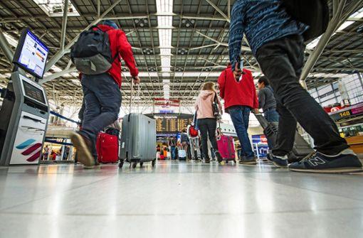Flughafen Stuttgart nähert sich der  Kapazitätsgrenze