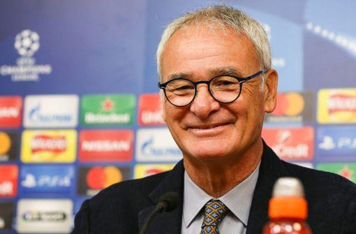 AS Rom verpflichtet Ranieri als neuen Trainer