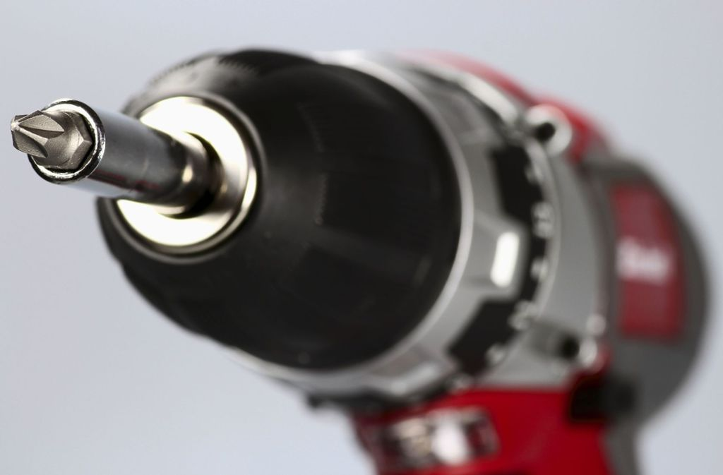 Elektrowerkzeuge stehen bei Diebesbanden hoch im Kurs. Foto: Fotolia