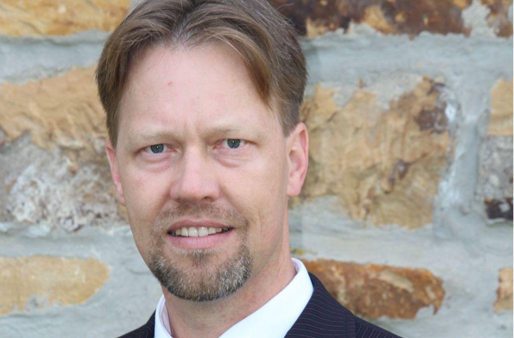 Sascha Richter wird neuer Bürgermeister von Schlaitdorf. Foto: privat