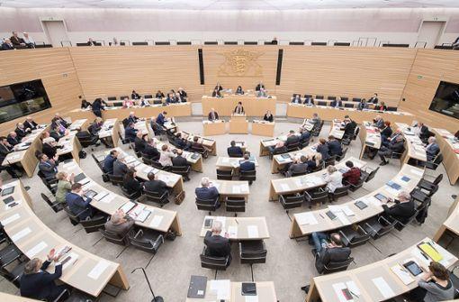 CDU sucht Landtagsvizepräsidenten