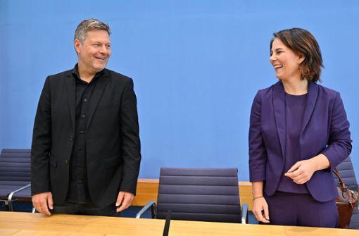 Habeck und Baerbock haben Vizekanzler-Frage geklärt