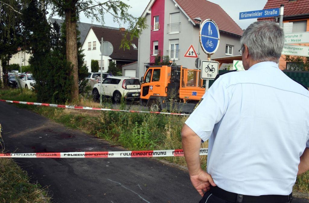 Polizeibericht Rheinstetten