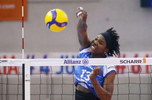 Das sagt Star-Volleyballerin Krystal Rivers zu ihrer Vertragsverlängerung
