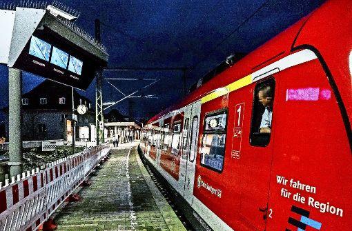 Unverantwortlicher Umgang mit Bahn-Gefahren