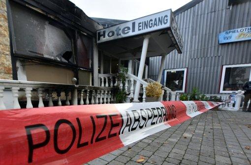 Sparkassenversicherung: Asylheime kein gutes Geschäft