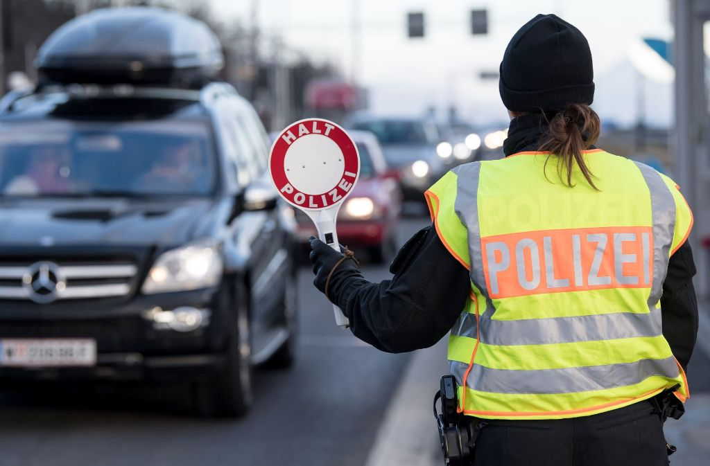 Im Schengen-Raum sind systematische Grenzkontrollen unzulässig Foto: dpa