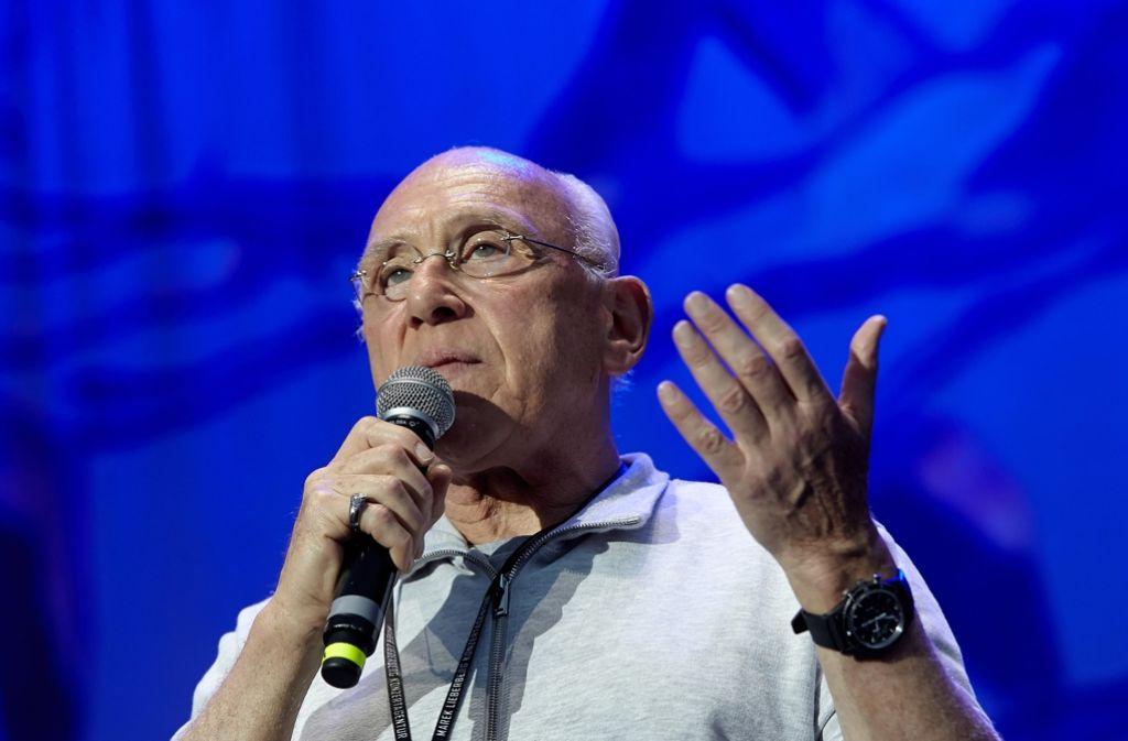 Er ist einer der erfahrensten im Konzertgeschäft: der Veranstalter Marek Lieberberg Foto: dpa