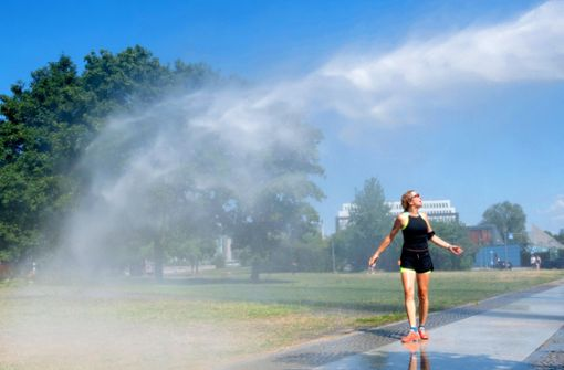 Wie der Klimawandel die Hitze anheizt
