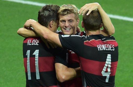 DFB-Team wartet auf WM-Final-Gegner