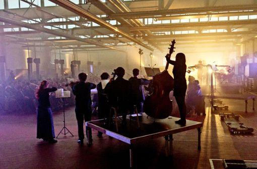 Weltallklänge treffen auf Bach-Kantaten
