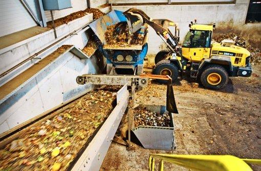 Biogasanlage soll  Ende 2017 starten