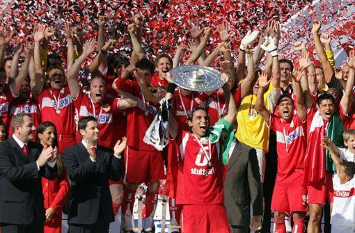 Hier steht der VfB Stuttgart in der ewigen Tabelle