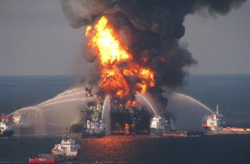 BP zahlt 4,5 Milliarden Dollar