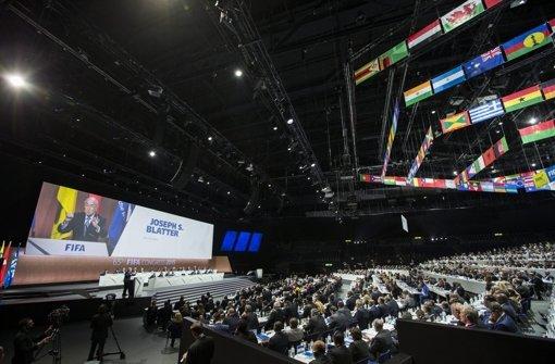 Fifa-Kongress nach Bombendrohung fortgesetzt
