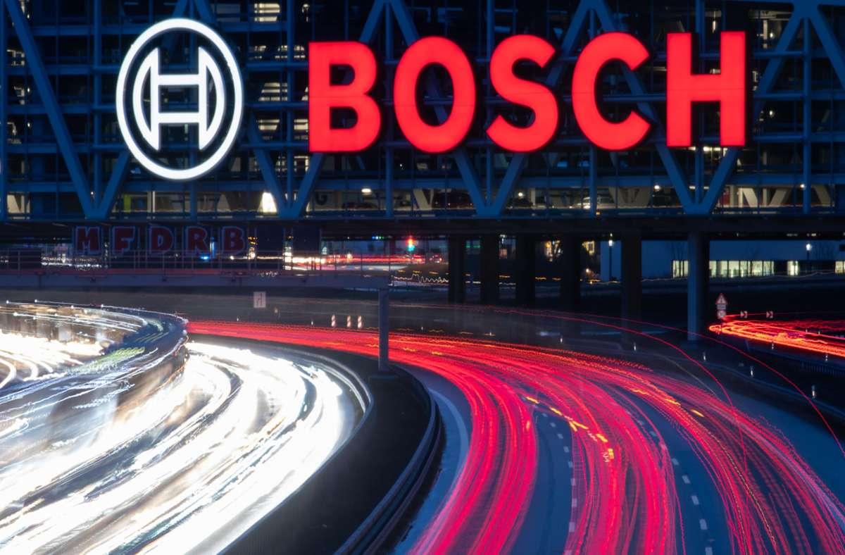 Bosch ist für Investoren interessant. Foto: dpa//Sebastian Gollnow