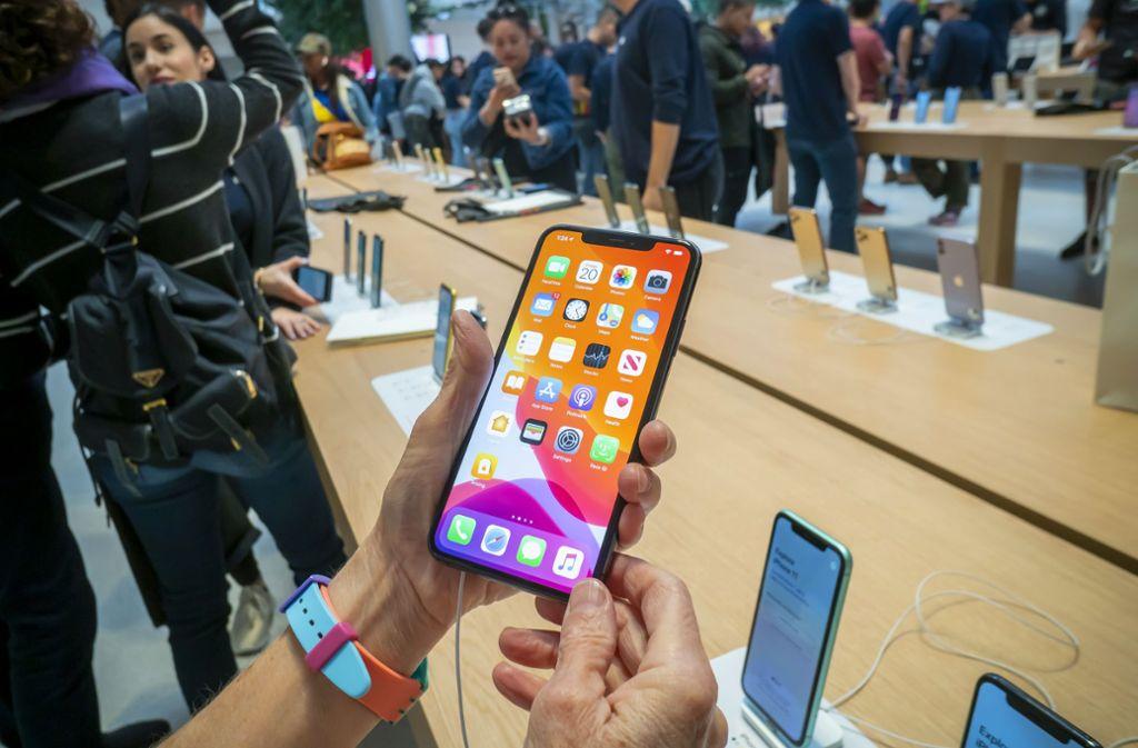 Das Start-up Tile wirft Apple vor, seine Idee geklaut und selbst kostenlos in den App-Store integriert zu haben. Foto: imago/Levine-Roberts