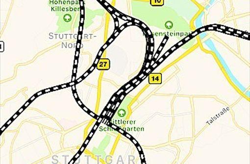 Bahn-App stutzt Stuttgart 21 zurecht