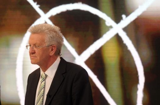 Kretschmann will Verfassung ändern