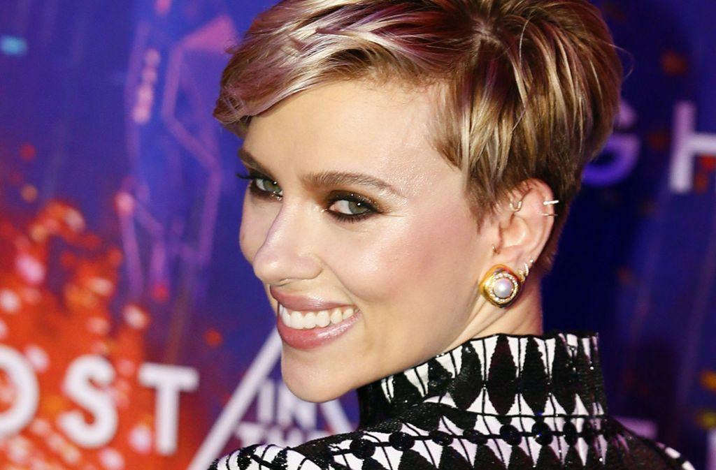 Scarlett Johansson steht wegen ihrer Rollenauswahl nicht zum ersten Mal in der Kritik. Foto: AP