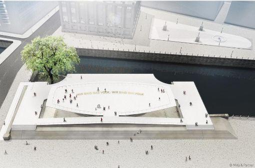 Überraschende Wendung für Denkmal aus Stuttgart