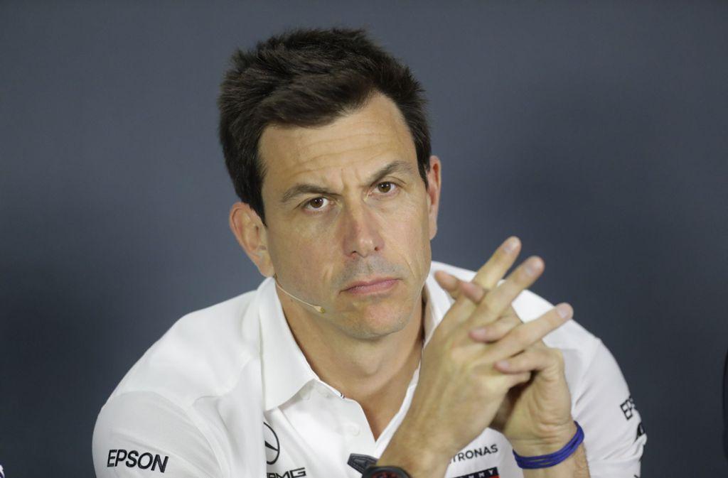 Als Investor ebenso aktiv wie als Formel-1-Teamchef: Toto Wolff Foto: dpa/Sergei Grits