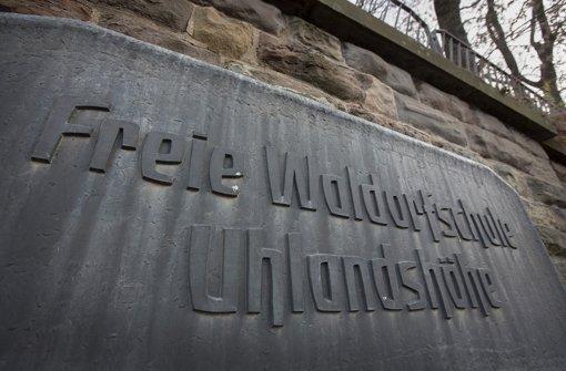 Die Waldorfschule Uhlandshöhe ist die erste von Rudolf Steiner  gegründete Waldorfschule überhaupt Foto: Steinert