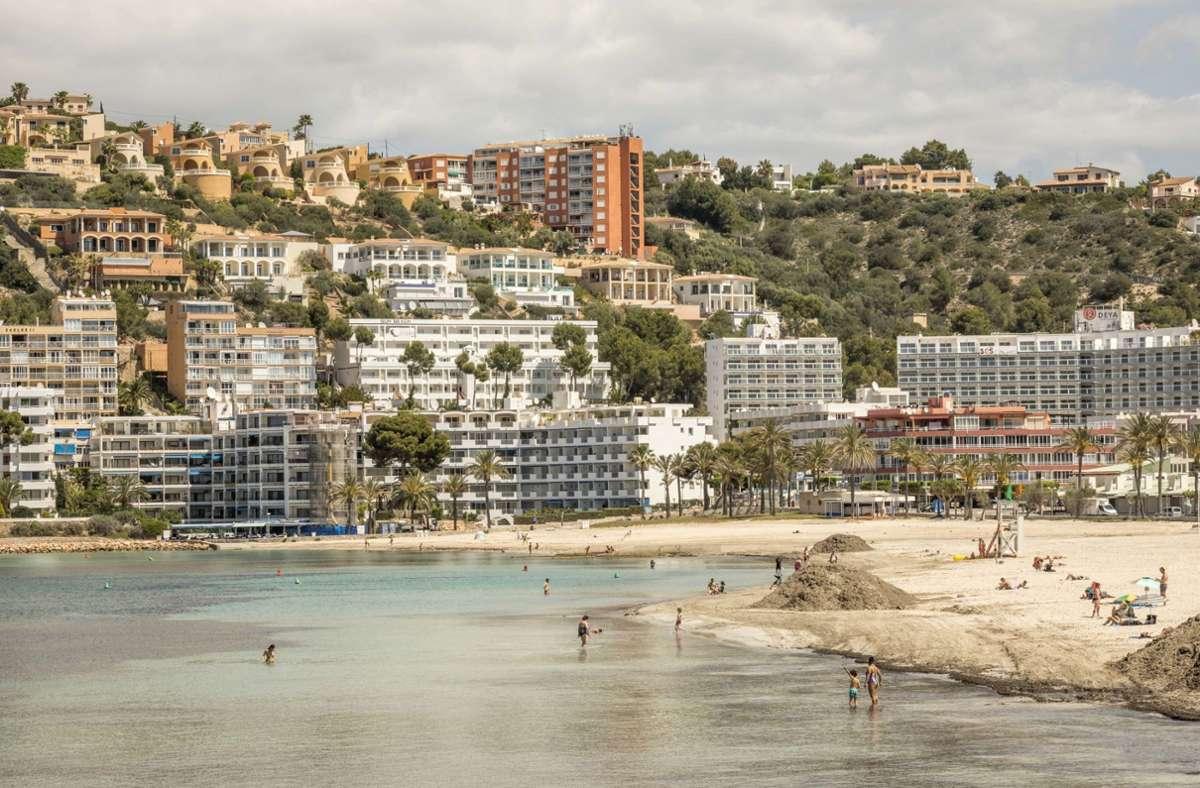 Mallorca ist bei deutschen Touristen nach wie vor sehr beliebt. Foto: dpa/John-Patrick Morarescu