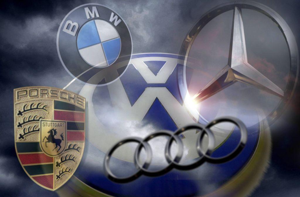 Bis vor kurzem liefen in Stuttgart die meisten Dieselklagen gegen VW – nun gibt es immer mehr Klagen gegen  Daimler. Foto: Imago/Sven Simon